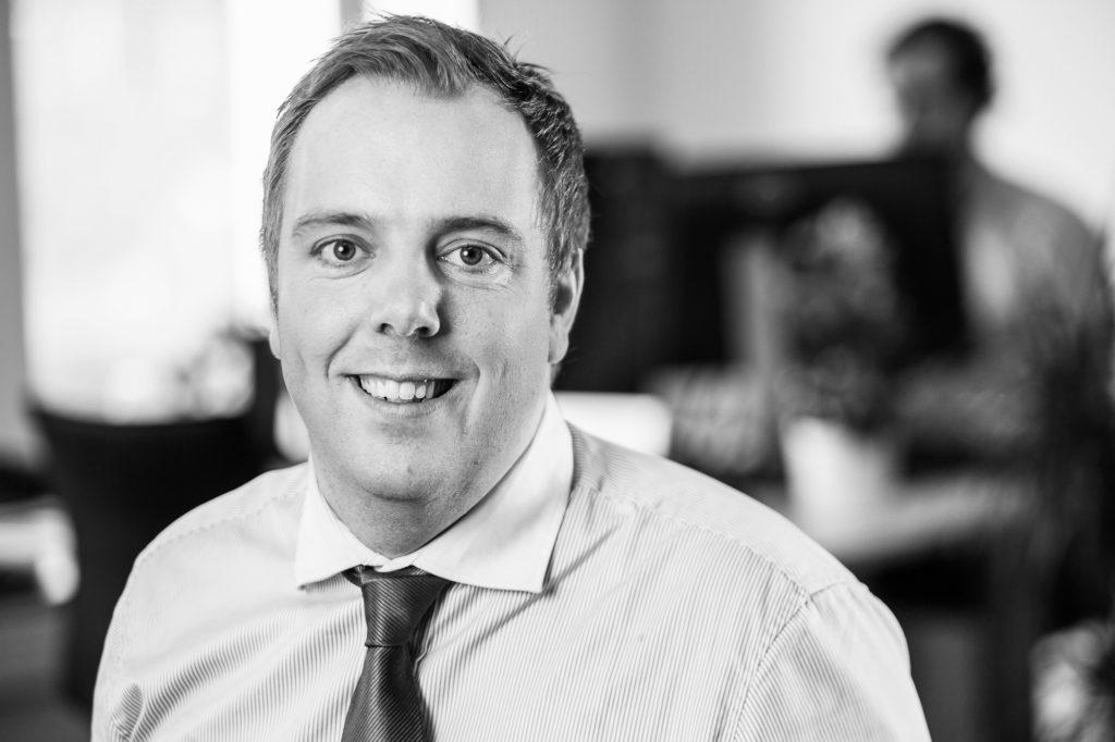 CEO Klaus Andersen